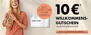 Görtz Gutscheincode 10 : hier 10 euro gutscheincode f r g rtz sichern ~ A.2002-acura-tl-radio.info Haus und Dekorationen