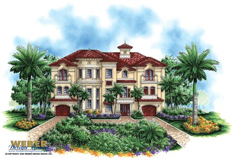 mediterranean style home plans tuscan house plans luxury home plans