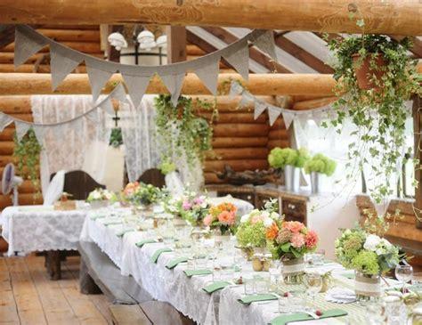 decoration mariage campagne decormariagetrnds