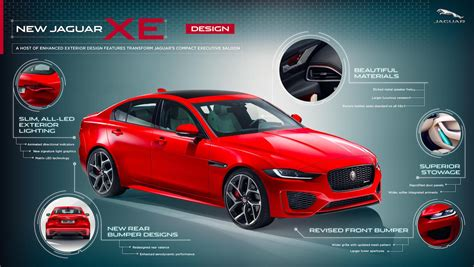 2020 jaguar xe v6 my2020 jaguar xe revealed 221kw petrol becomes sole