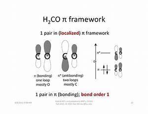 Lewis Diagram H2co