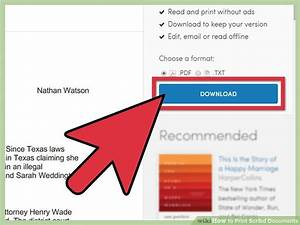 how to print scribd documents 8 steps with pictures With documents 5 steps