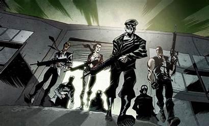 Left Dead Gangster Wallpapers Sacrifice Gangsta Comic
