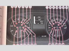 SEAT Ibiza Mk4 Dashboard Warning Lights & Symbols What