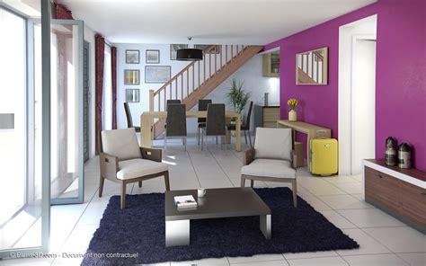 Exemple Interieur Maison Modele Maison U Mulhouse U Perspectives 3d Intérieur Appartement Maison Visuel