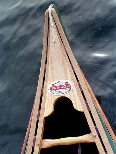 images  wood  canvas canoe  pinterest