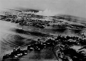 Authentic World War II Pictures - Japan Attacks