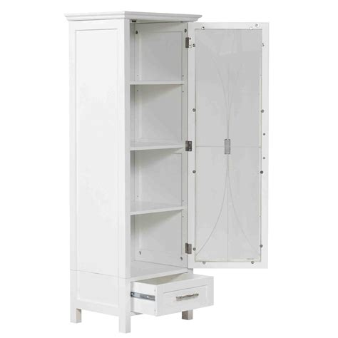Tall Linen Storage Cabinet Home Furniture Design