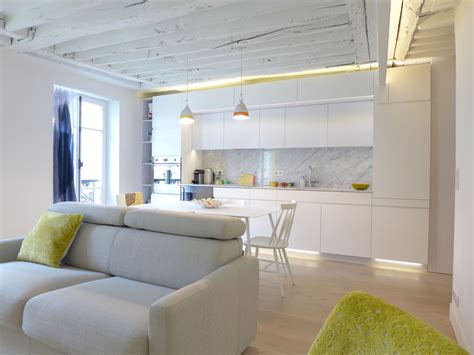 separation cuisine sejour meuble separation cuisine sejour maison design bahbe com