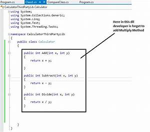create and use an extension method in c