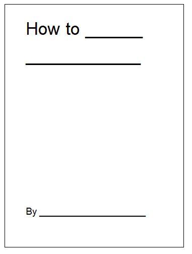 procedural writing template procedural writing template for grade 2 1000 ideas about procedural writing on