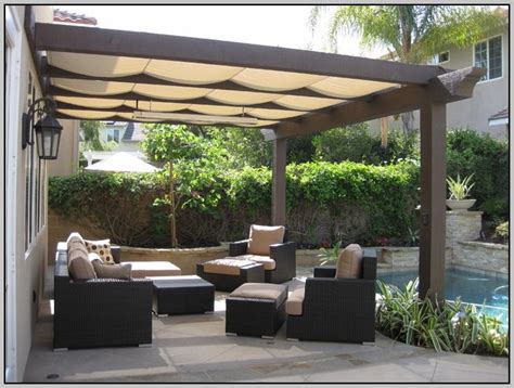 pool patio shade ideas patios home design ideas