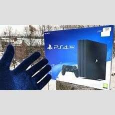 Ps4 Pro Unboxing + Gameplay (call Of Duty Infinite