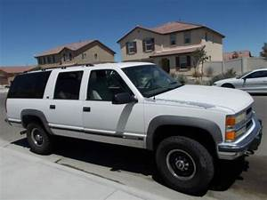 Sell Used 1994 Chevrolet Silverado Suburban 4x4