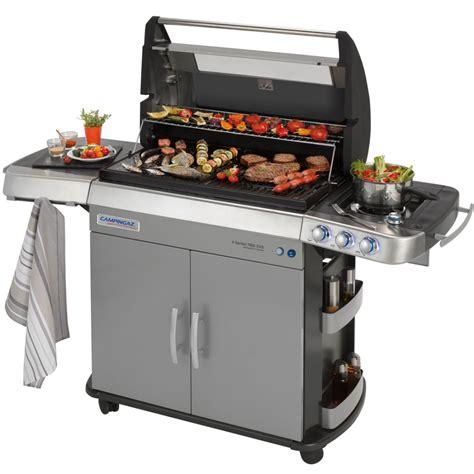 barbecue plancha gaz barbecue gaz et plancha de cingaz zendart design