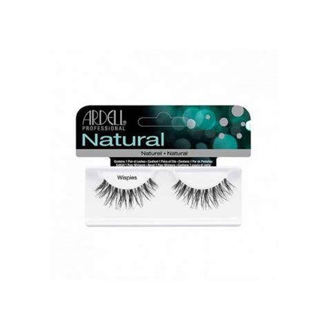 wispies ardell false naturals lashes