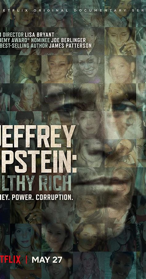jeffrey epstein filthy rich tv mini series