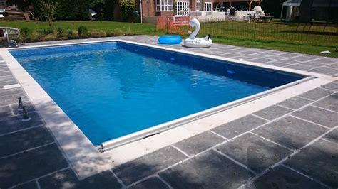 Diy Self-build Swimmming Pool Kit In Hampshire