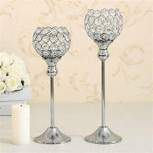 Online Buy Wholesale crystal candle holder from China