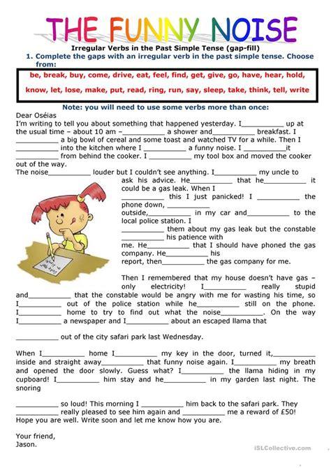 esl  simple tense worksheets worksheets