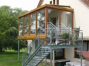 Haus Umbauen Kosten : balkon terrasse bauen kosten ideen aus stahl dirk john giebelseite balkon bauen und anbau haus ~ Watch28wear.com Haus und Dekorationen