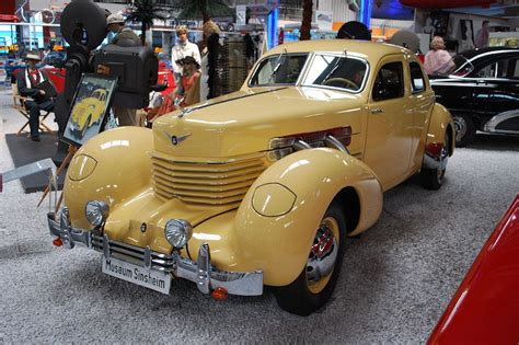 Get Ready For The Return Of The Legendary Cord Automobile