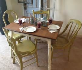 Metal French Bistro Chairs by Small Country Kitchen Table Set L 1024x867 Vintage Small