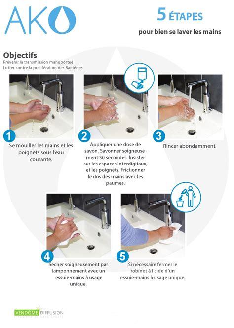 protocole de lavage des mains en cuisine comment bien se laver les mains vendôme diffusion