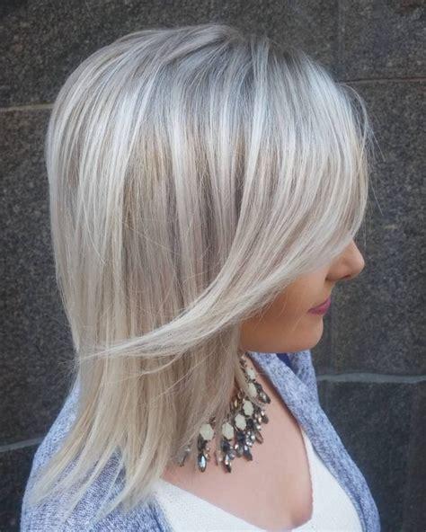 light ash hair dye 50 light and ash hair color ideas trending now
