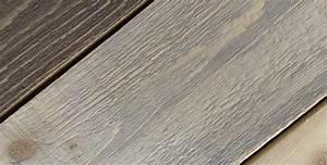 comment faire grisonner le bois With teindre un meuble deja teint