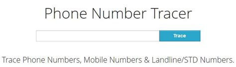 tracking mobile phone number how to track a phone number