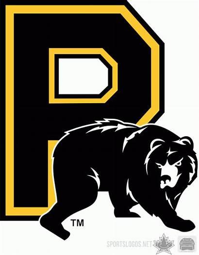 Bruins Providence Varsity Letter Logos Alternate Sportslogos
