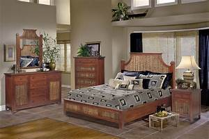 Fiji bedroom collection beach style bedroom furniture for Beach style bedroom furniture