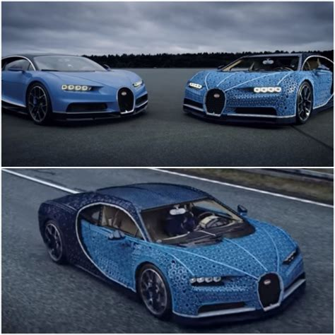 Enjoy the special driving experience and with europe is in ideal continent for hiring luxury cars from all kinds. Bugatti made of LEGO parts rides at 19km/h - Business Today Kenya