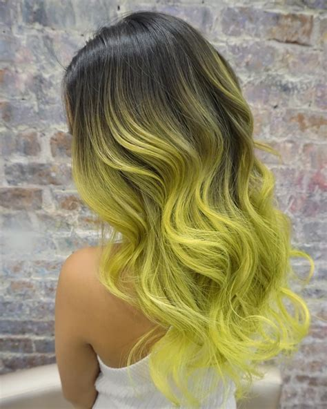 Black And Yellow Hair Color by Brown Hair 115 Free Hair Color Pictures