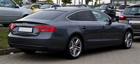 Audi A5 Picture by Audi A5 Sportback Black Free Wallpaper Pictures Illinois