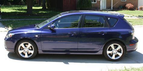 2004 Mazda 3s by Evilsandon 2004 Mazda Mazda3s Hatchback 4d Specs Photos