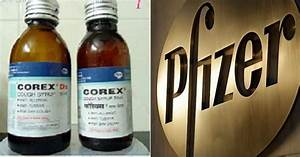 Pfizer Stops Selling Popular Corex Cough Syrup In India After Ban