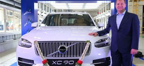 Volvo Cars Plans To Assemble Two More Models In India This