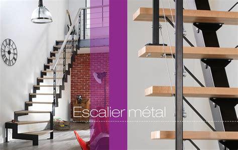 escalier quart tournant m 233 tal personnalisable les escaliers droits et quart tournant m 233 tal