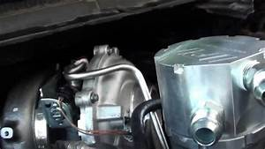 Powerstroke 6 0 Ipr Remote Oil Cooler   High Flow Coolant Filter Install - Part 7