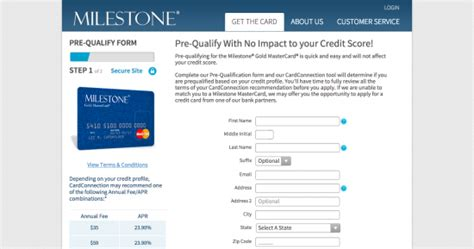 milestone credit card phone number how to apply for the milestone gold mastercard credit card