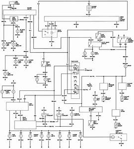 2005 Toyota Land Cruiser Wiring Diagram Original