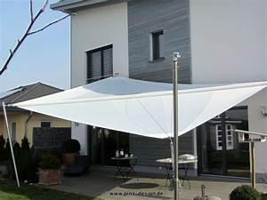 Sonnensegel Elektrisch Aufrollbar : sonnensegel terrasse sonne stilvoll genie en pina design ~ Sanjose-hotels-ca.com Haus und Dekorationen