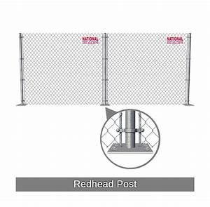 Chain Link Fence Construction Details