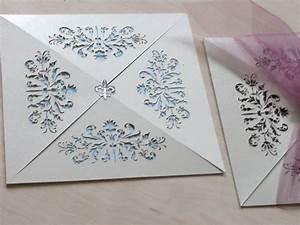 laser cut wedding invitations invitation with high tech With laser cut lace wedding invitations canada