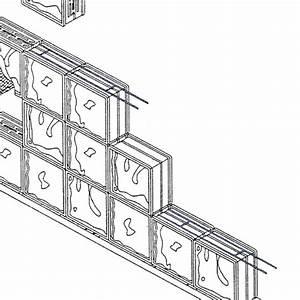 220 glass block reinforcement hohmann barnard inc With wiring a block wall