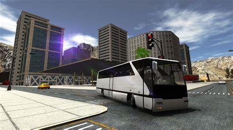 bus simulator  coach bus driving parking  android descarga gratuita juego