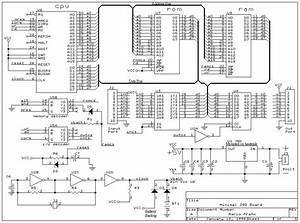 z80 microprocess overview With diagram of the cpu board in principle the board is simple the cpu
