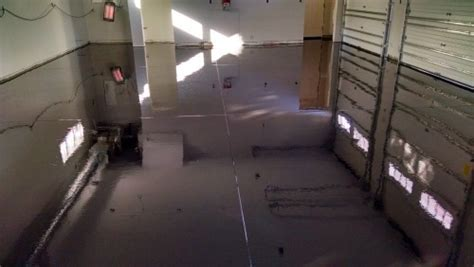 Reflector Enhancer epoxy floor by Day's Concrete Floors